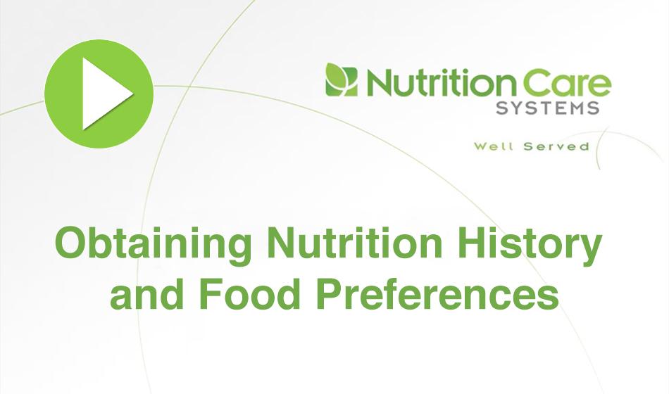 Ncs Nutritionhistory