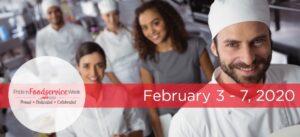 Pride In Food Service Week 2020